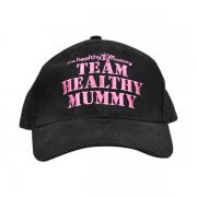 healthy mummy black cap