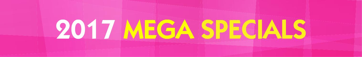 Start of 2017 MEGA special