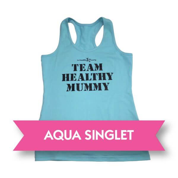 Aqua Healthy Mummy Singlet
