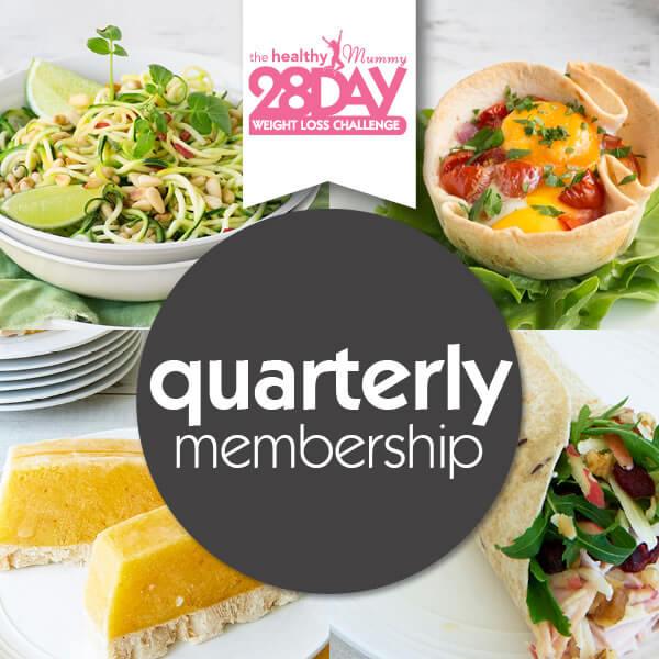 Quartlery 28 Challenge