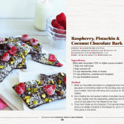 Chocolate Treats and Cakes ebook - Recipe