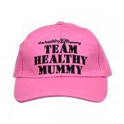 healthy mummy pink cap