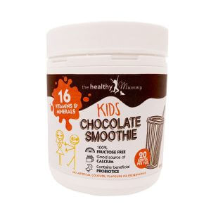 Kids Chocolate Smoothie