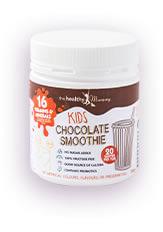 kids smoothie chocolate