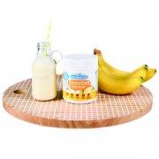 kids banana smoothie