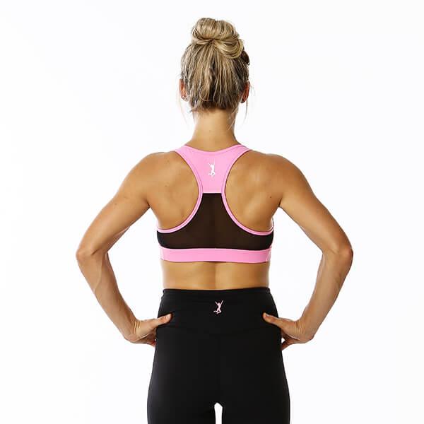 Activewear - Pink Crop