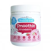 kids strawbery smoothie