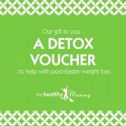 Detox voucher - $50 off