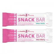 Snack Bar - choc mint and choc cherry