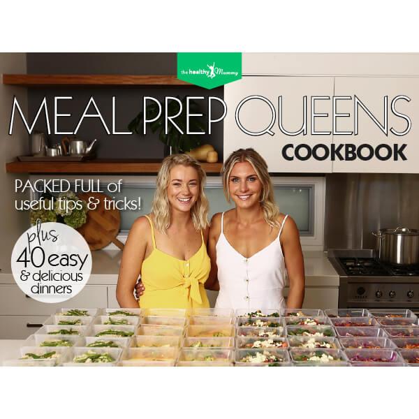 Meal Prep Queens eBook cover