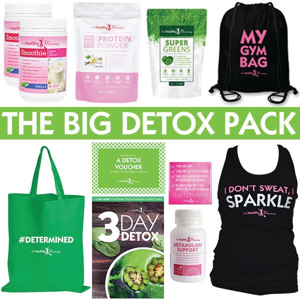 big detox pack