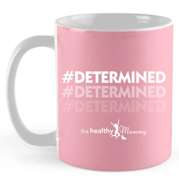 #Determined Mug