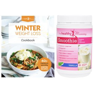 Winter Weight Loss Cookbook and Smoothie
