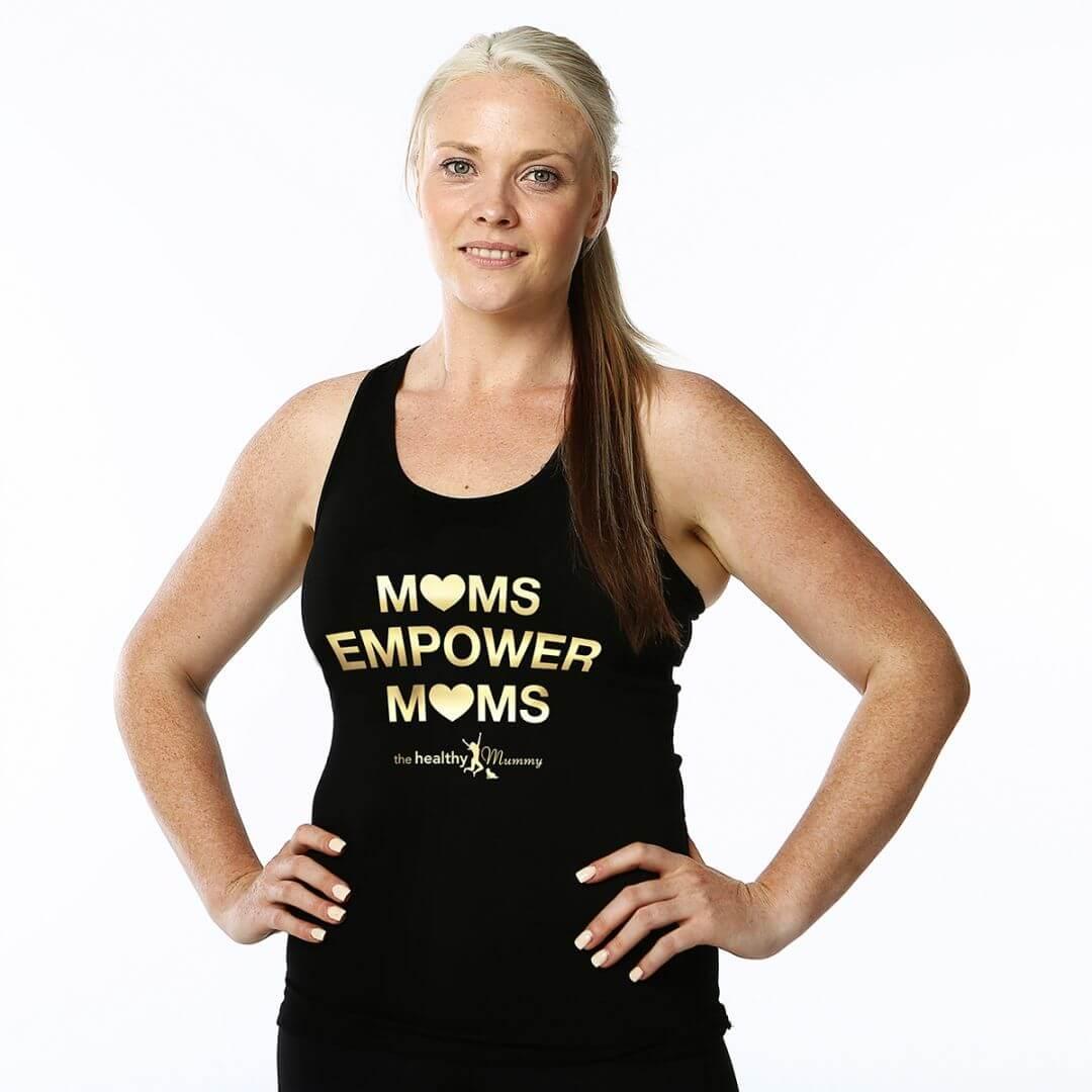 Mums Empower Mums Singlet Top