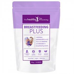Breastfeeding Plus - Milk Supply