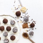 Protein Ball Mix - Choc-Caramel
